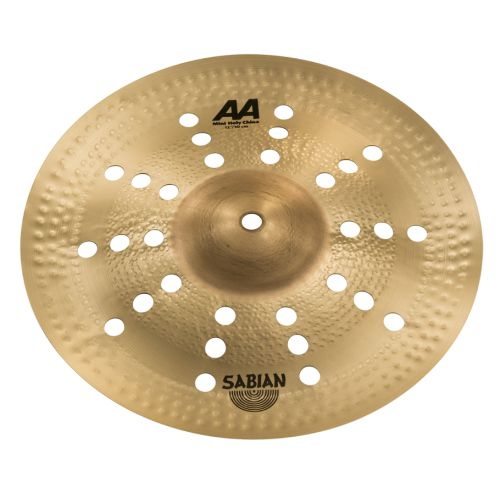 Sabian 銅鈸 12 AA Mini Holy China