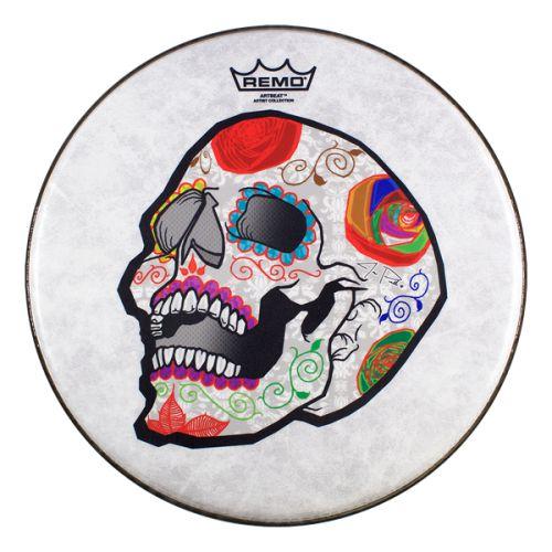 "Remo Artist Collection Jose Pasillas 14"" 小鼓打擊面 CS-0814-20-AB002"
