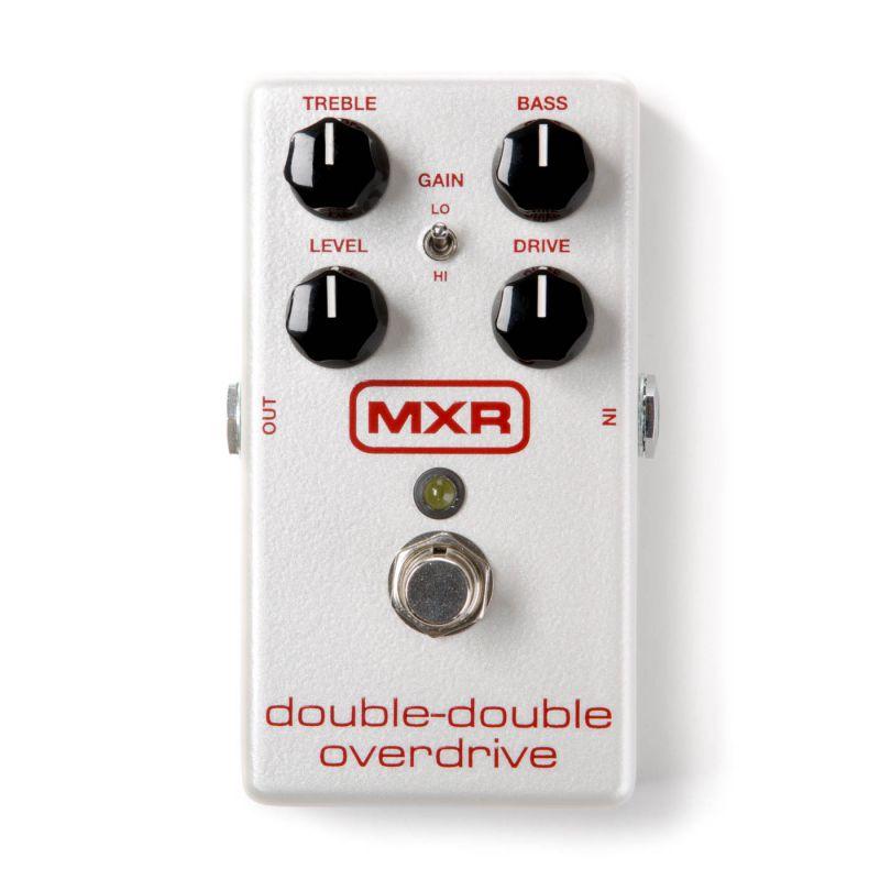 Jim Dunlop MXR Double-Double Overdrive M250