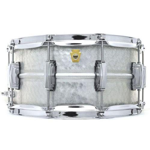 Ludwig 特別版小鼓 Acrophonic 6.5x14 手敲 鋁製 LA405K