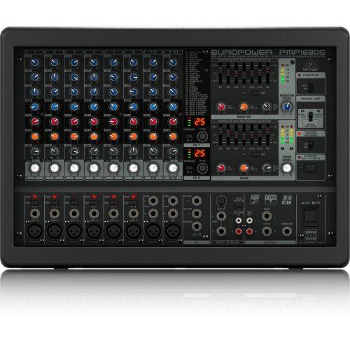 Behringer EUROPOWERPMP1680S 混音器