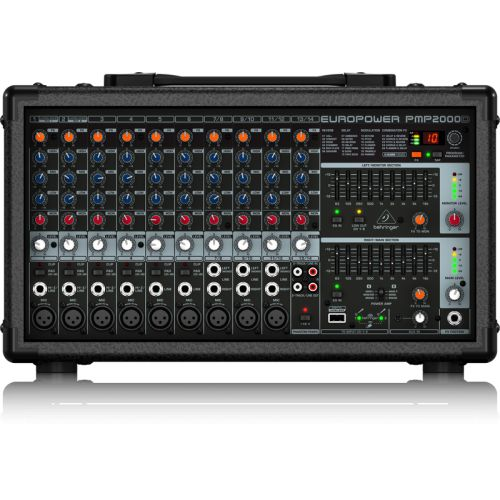Behringer EUROPOWERPMP2000D 混音器