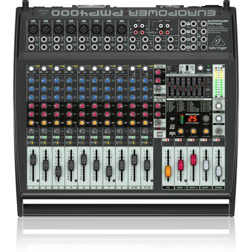 Behringer EUROPOWERPMP4000 混音器