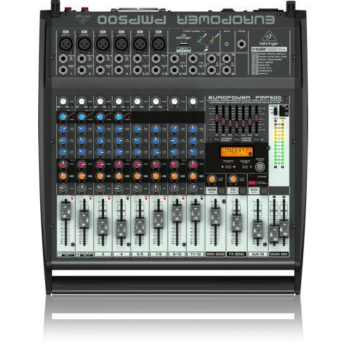 Behringer EUROPOWERPMP500 混音器