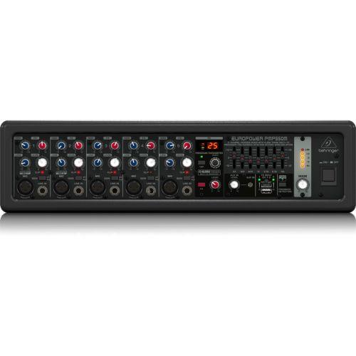 Behringer EUROPOWERPMP550M 混音器