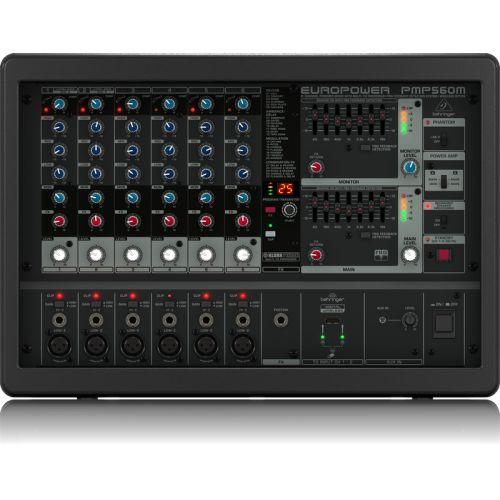 Behringer EUROPOWERPMP560M 混音器