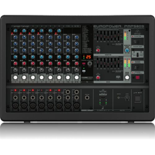 Behringer EUROPOWERPMP580S 混音器