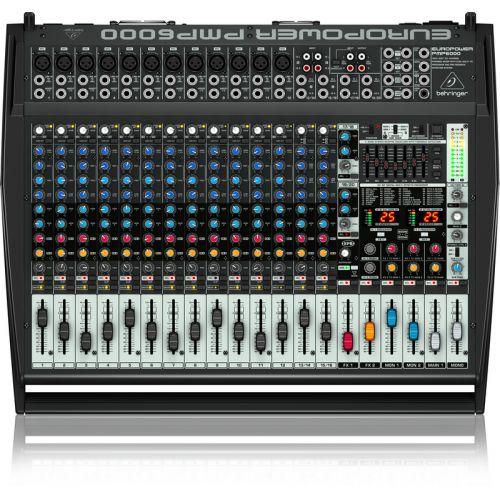 Behringer EUROPOWERPMP6000 混音器