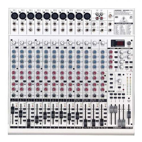 Behringer EURORACKUB2442FX-PRO 混音器