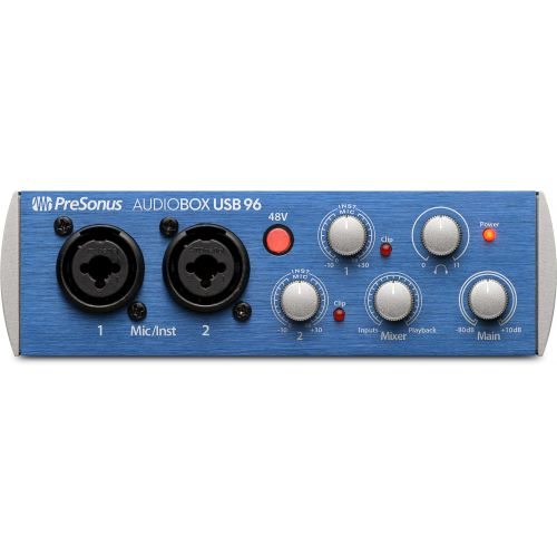 PreSonus AudioBox USB 96 錄音介面
