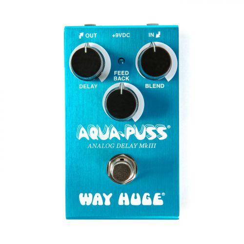 Dunlop Delay效果器 Way Huge Smalls系列 Aqua-Puss Analog Delay mkIII WM71