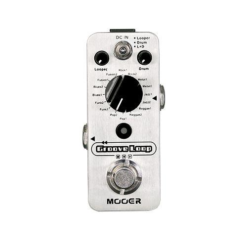 Mooer Groove Loop 鼓機/Loop效果器