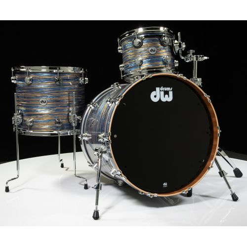 DW Collector's Series 鼓組 / Peacock Oyster / 3PC