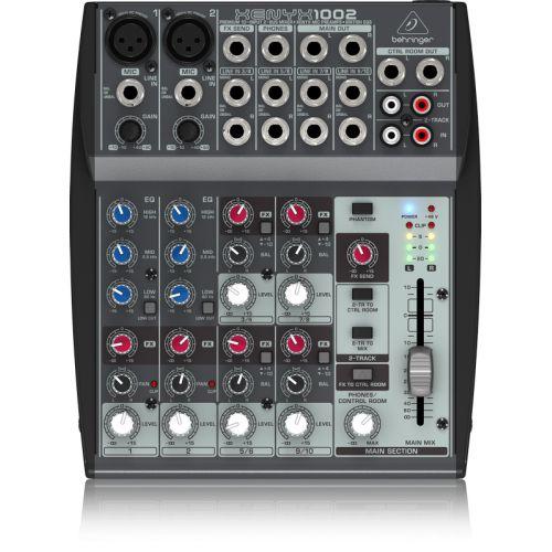 Behringer XENYX1002 混音器