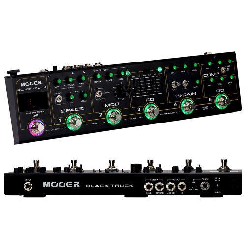 Mooer Black Truck 綜合效果器