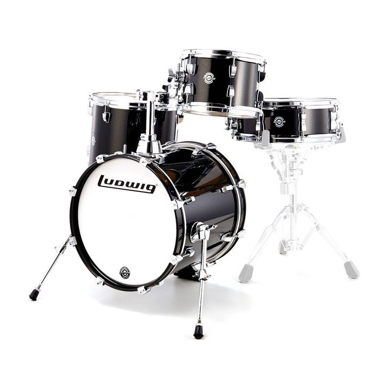 Ludwig Breakbeats Black
