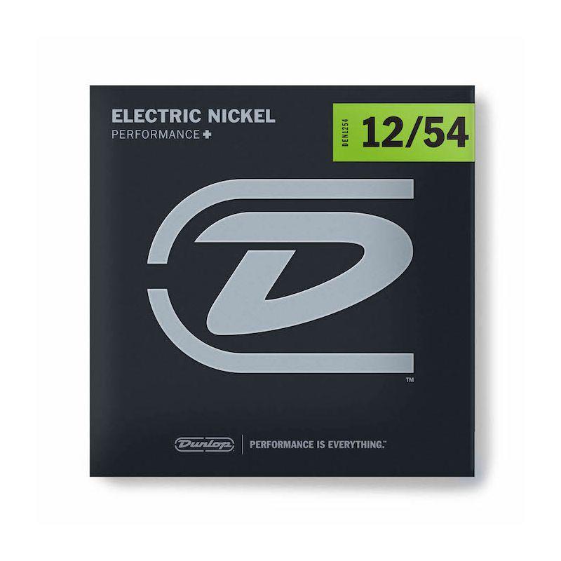 Dunlop Performance+ 鎳纏繞 電吉他弦 12-54 Nickel Wound (DEN1254)