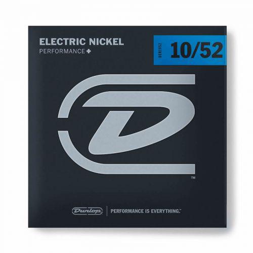 Dunlop Performance+ 鎳纏繞 電吉他弦 10-52 Nickel Wound (DEN1052)