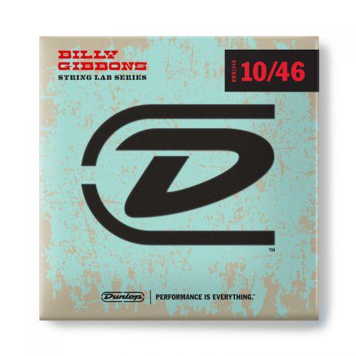 Dunlop 10-46 純鎳電吉他弦 Billy Gibbons 簽名款 (RWN1046)