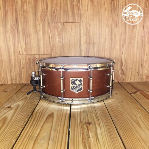 SJC 小鼓 6x14 Colnial Maple
