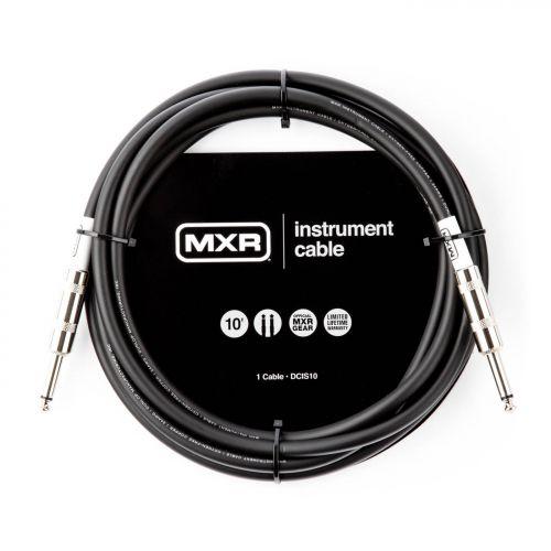 Dunlop 10ft 標準款樂器導線 雙直II頭 DCIS10