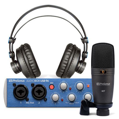 PreSonus Audiobox 96 Studio 錄音介面套裝組