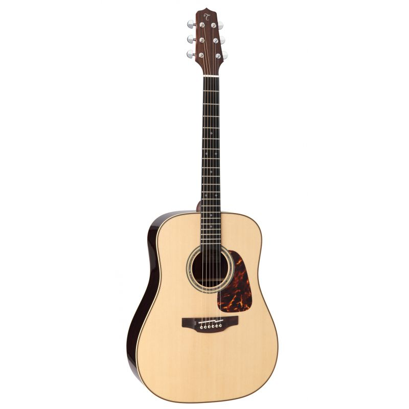 Takamine 高峰 SA261N 全單板木吉他 玫瑰木背/側板 【日本內銷限定款式】