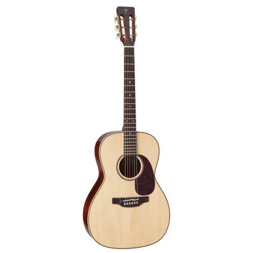 Takamine 高峰 SA441N 全單板木吉他 沙比利木背/側板 【日本內銷款】