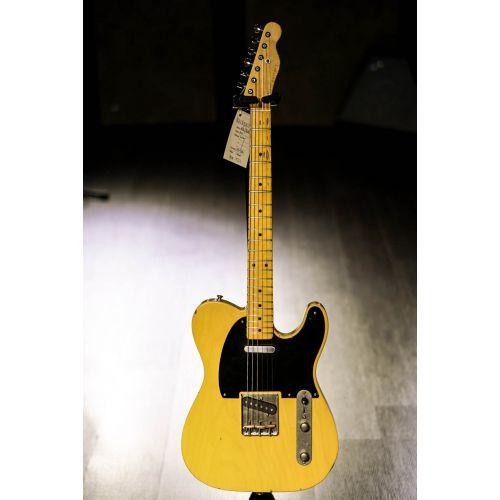Nashguitars 客製仿舊吉他 T52 BSB / Light 輕度仿舊 / 楓木指板