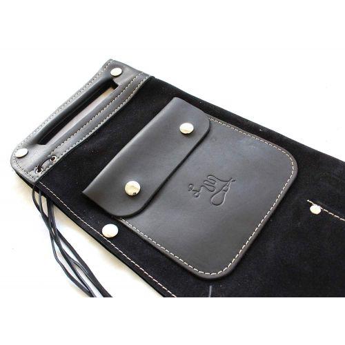 LM Products 麂皮鼓棒袋 黑棕二色可選 STB1