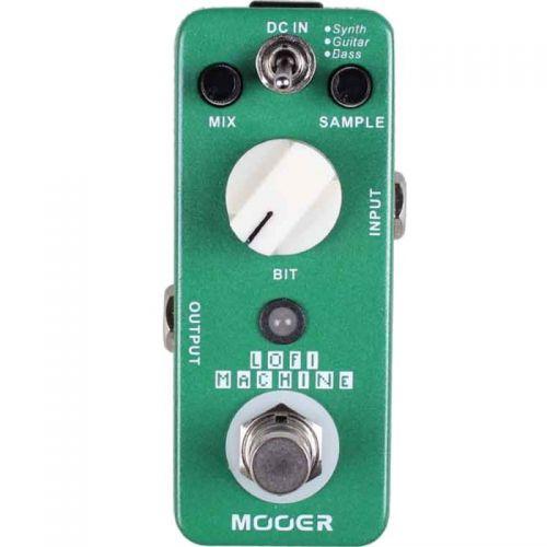 Mooer Lofi Machine 採樣精度效果器