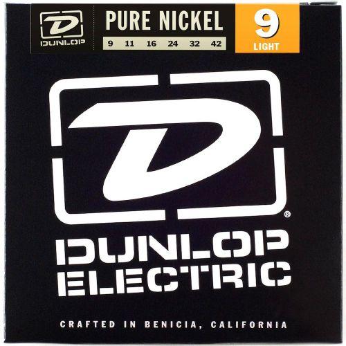 Dunlop 09-42 純鎳電吉他弦 / Pure Nickel DEK0942