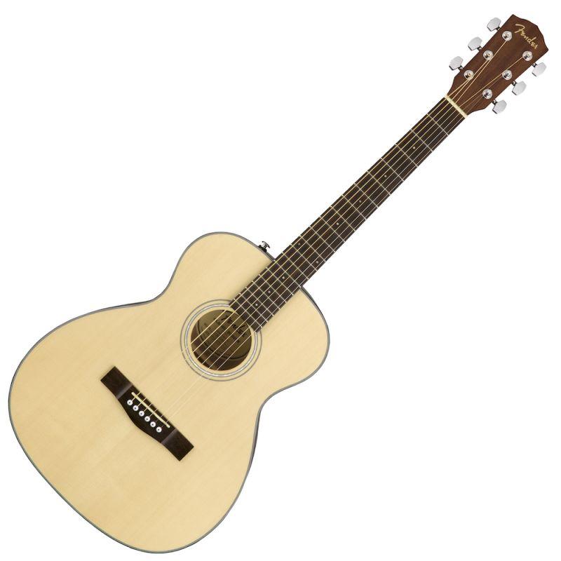 Fender CT-60S 面單板旅行吉他