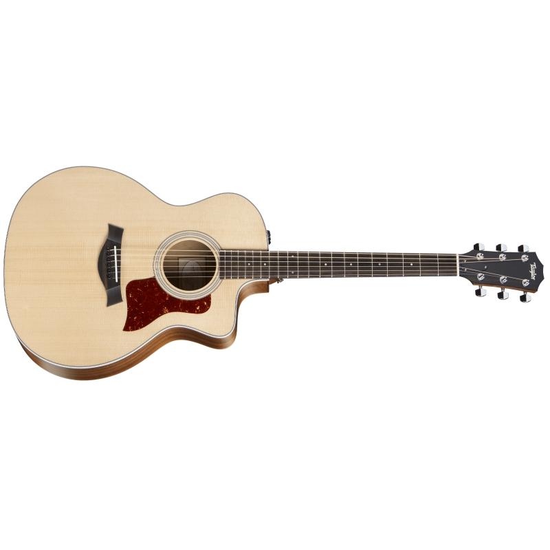 Taylor 214ce 電木吉他 GA桶/缺角 附原廠琴袋