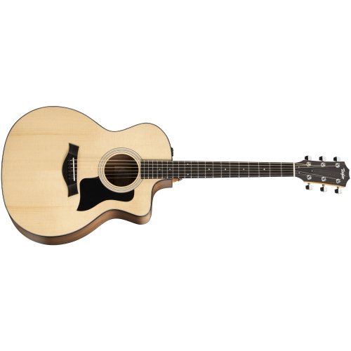 Taylor 114ce 電木吉他 GA桶/缺角/平光 附原廠琴袋