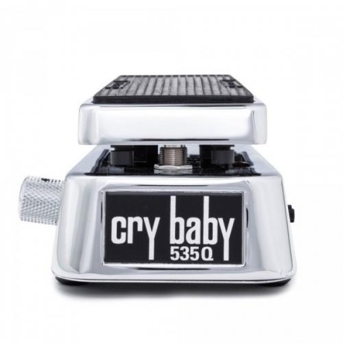 Dunlop Cry Baby 535Q-C Wah 銀色哇哇踏板