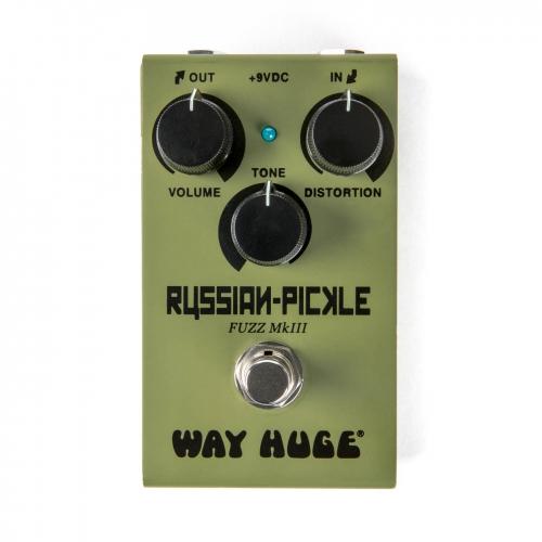 Dunlop Fuzz效果器 Way Huge Smalls Russian-Pickle WM42