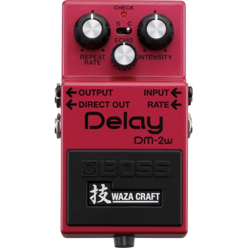 BOSS DM-2W Delay效果器