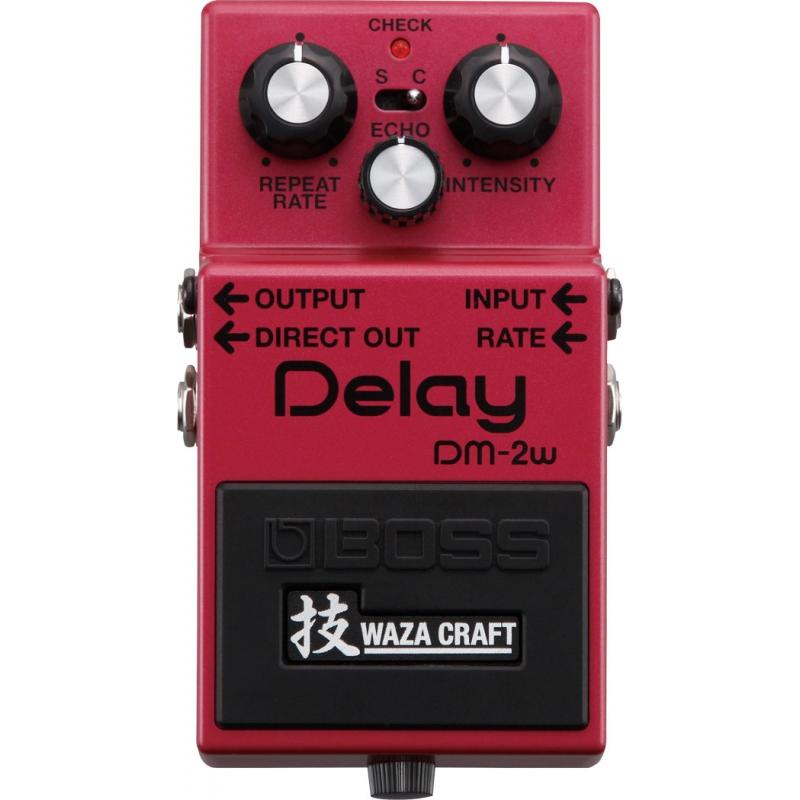 BOSS DM-2W Delay效果器