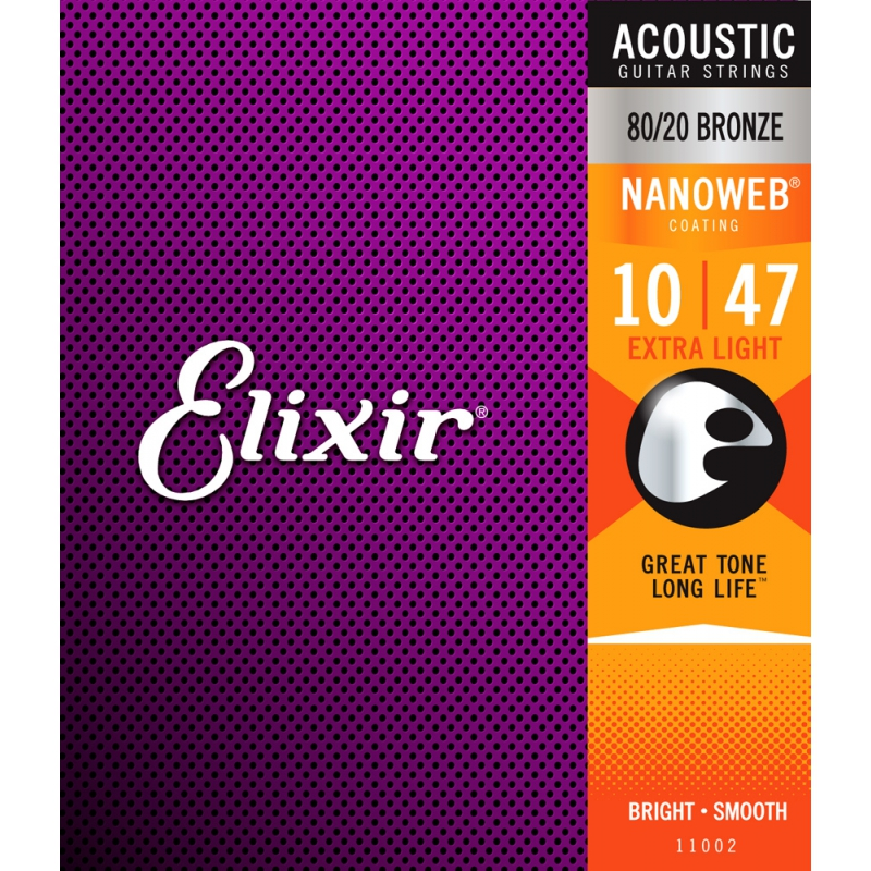 Elixir Nanoweb AG10-47 (11002)