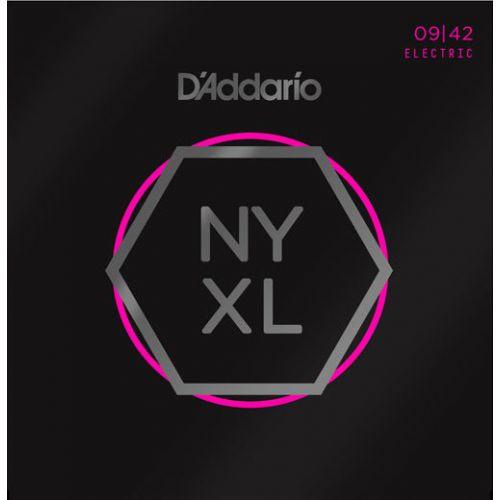D'Addario NYXL 09-42 電吉他弦