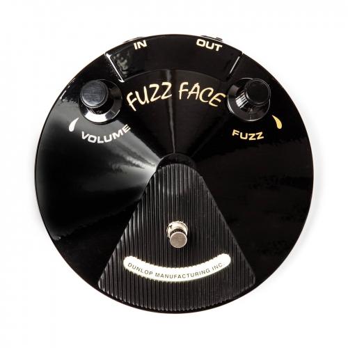 Dunlop Fuzz效果器 Joe Bonamassa Fuzz Face JBF3B 全球限量2000台