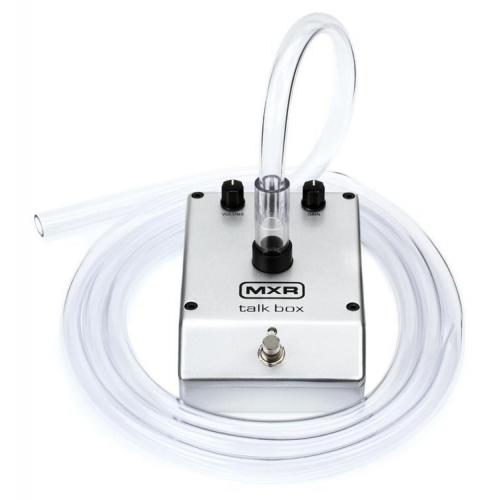 Dunlop MXR 說話盒效果器 Talk Box M222