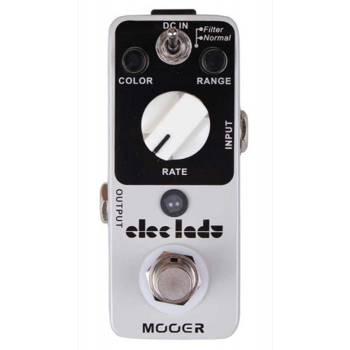 Mooer Eleclady 經典類比Flanger效果器
