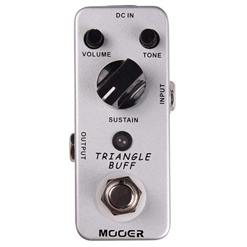 Mooer Triangle Buff Fuzz效果器