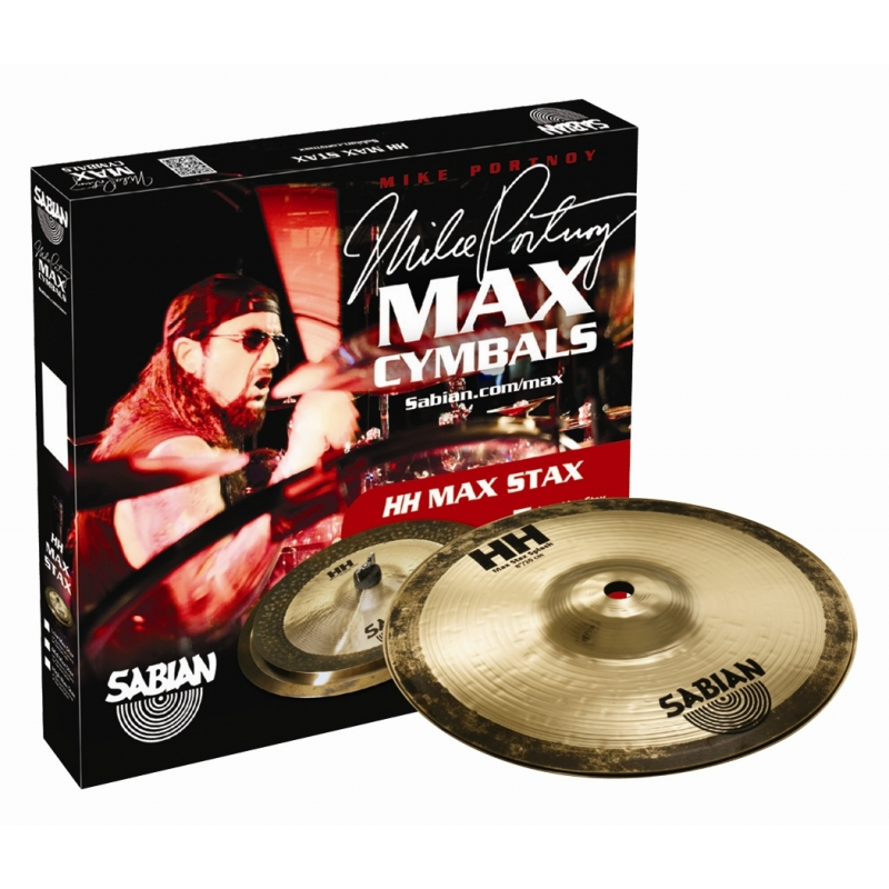 Sabian 銅鈸 HH High Max Stax
