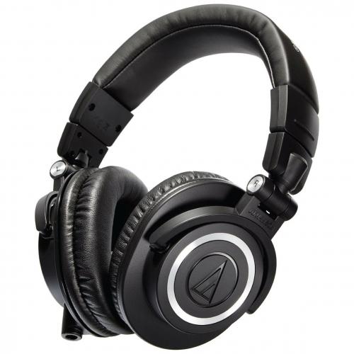 鐵三角 ATH-M50x 專業型監聽耳機