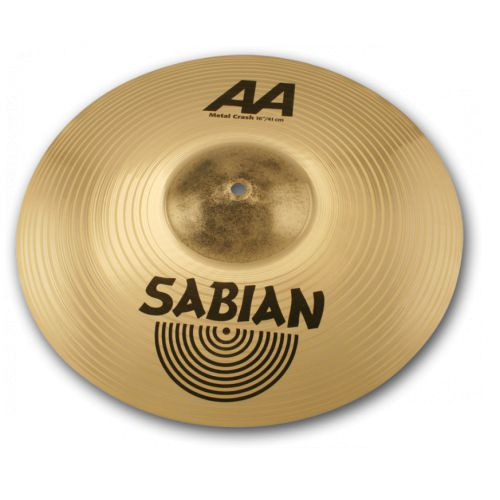 "Sabian 16"" AA Metal Crash"