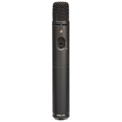 RODE M3 電容式麥克風 收音麥克風 現場用