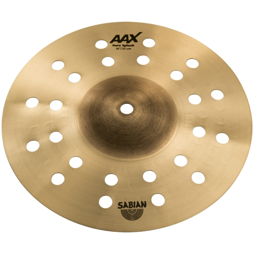 Sabian 銅鈸 10 AAX Aero Splash (210XAC)